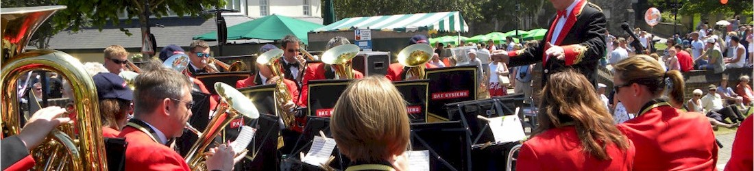 BAE Systems Brass Band